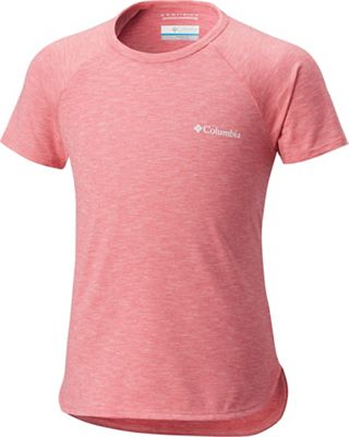 Columbia Youth Girls' Silver Ridge II SS Tee
