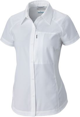 Columbia Women's Silver Ridge SS Shirt