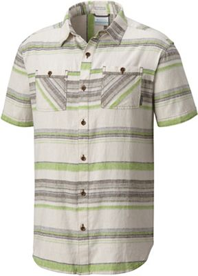 Columbia Men's Southridge Yarn Dye SS Shirt