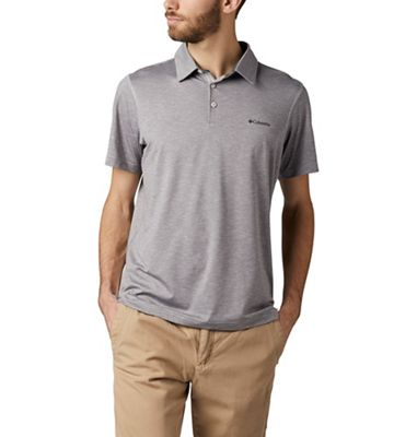 Columbia Men's Tech Trail Polo Shirt (various colors/sizes)