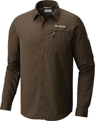 Columbia Men's Trail Eco LS Shirt