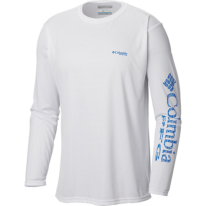 460b076a88760 Columbia Men's Terminal Tackle PFG Sleeve LS Shirt. Double tap to zoom