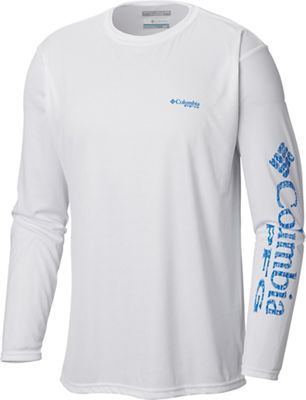 Columbia Men's Terminal Tackle PFG Sleeve LS Shirt