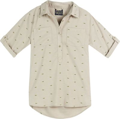 United By Blue Women's Fox Trail Printed Popover