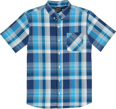 United By Blue Men's Kintyre Plaid Shirt