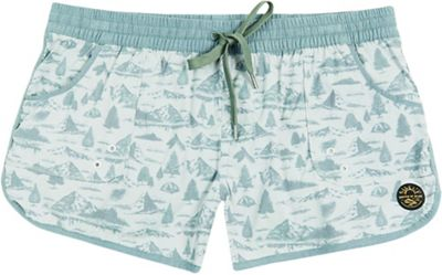 United By Blue Women's Mountain Vista Boardshort