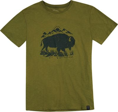 United By Blue Men's Mountain Bison Tee