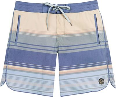 United By Blue Men's Sea Bed Scallop Boardshort