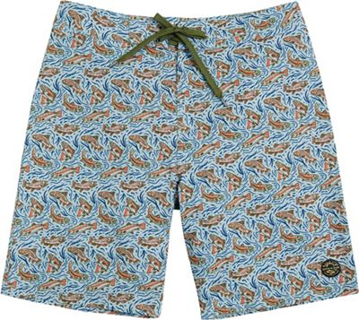 United By Blue Men's Upstream Performance Boardshort