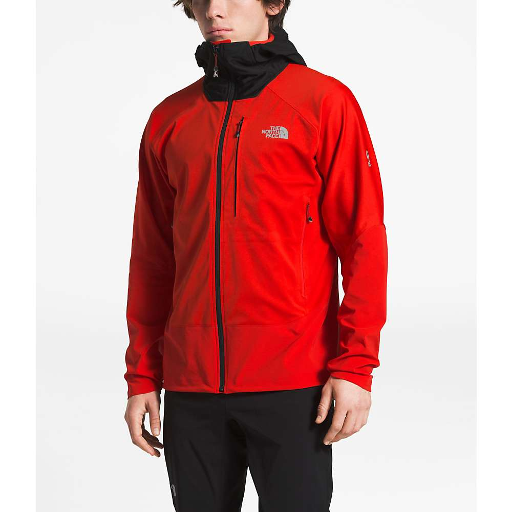 9d442219c The North Face Summit Series Men's L4 Windstopper Softshell Hoodie