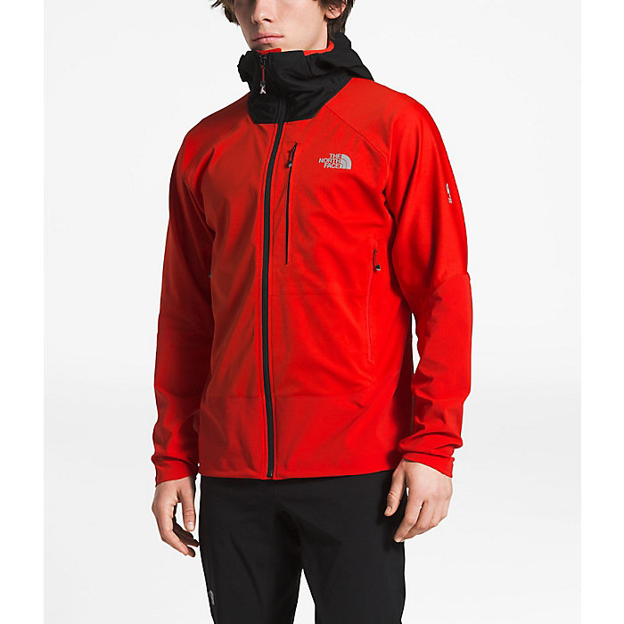 53ca7467f The North Face Summit Series Men's L4 Windstopper Softshell Hoodie ...