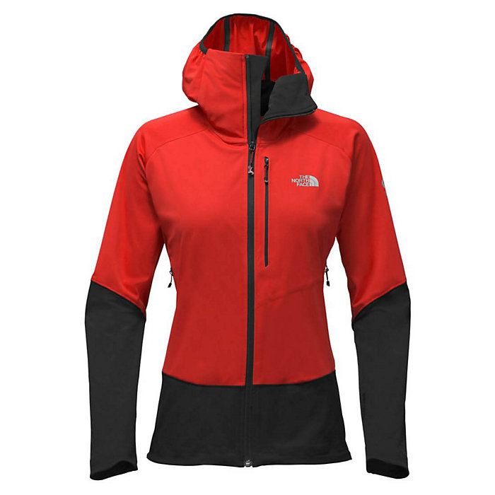 0a8e5ad95 The North Face Summit Series Women's L4 Windstopper Softshell Hoodie