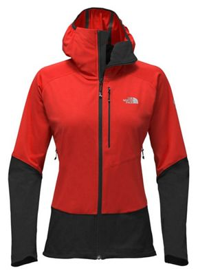 The North Face Summit Series Women's L4 Windstopper Softshell Hoodie