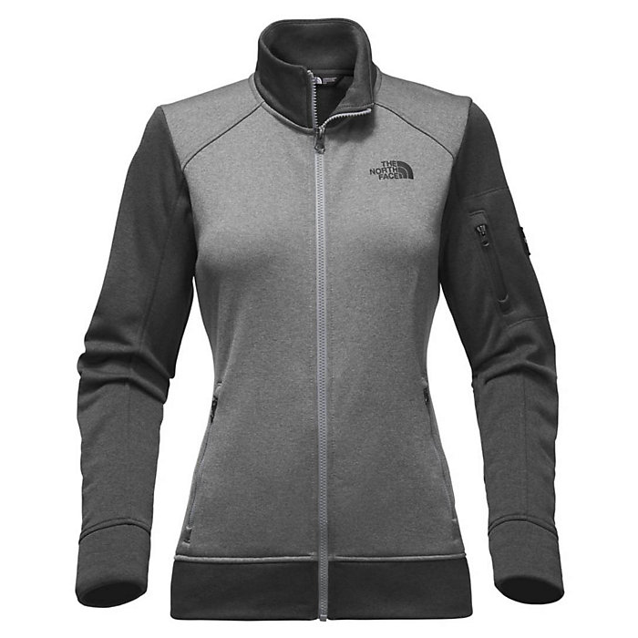 83bcc0f45 The North Face Women's Amazie Mays Full Zip 2.0 - Moosejaw