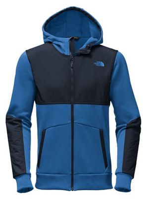 The North Face Men's Climb On Full Zip Hoodie