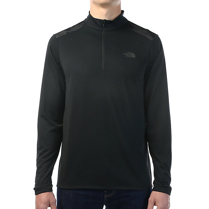 4bca1d852 The North Face Men's Versitas 1/4 Zip - Moosejaw