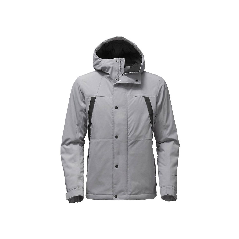 4e5e1154f The North Face Men's Stetler Insulated Rain Jacket - Moosejaw