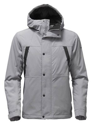 The North Face Men's Stetler Insulated Rain Jacket