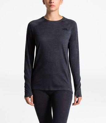 The North Face Women's Wool Baselayer L/S Crew Neck Top