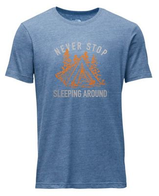 The North Face Men's Campin Tri-Blend Tee