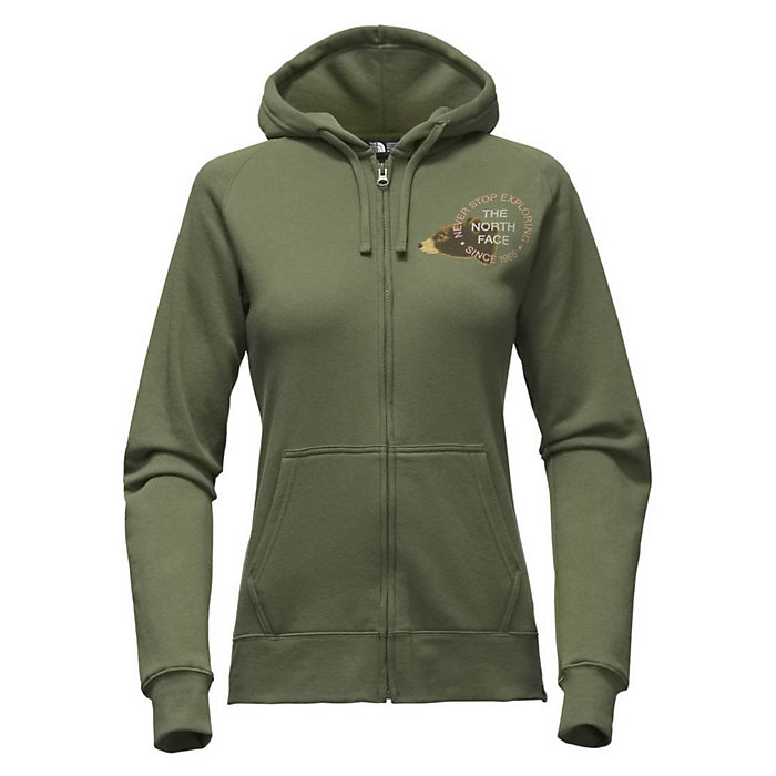 07fd80e61f53 The North Face Women s Have You Herd Full Zip Hoodie - Moosejaw