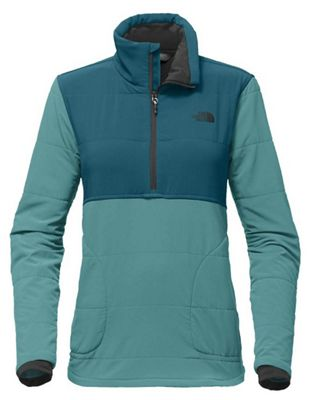 The North Face Women's Mountain 1/4 Zip Sweatshirt