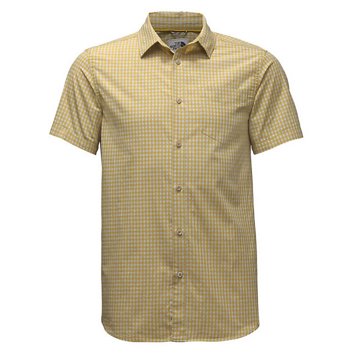4f95eb76d The North Face Men's Shadow Gingham SS Shirt - Moosejaw