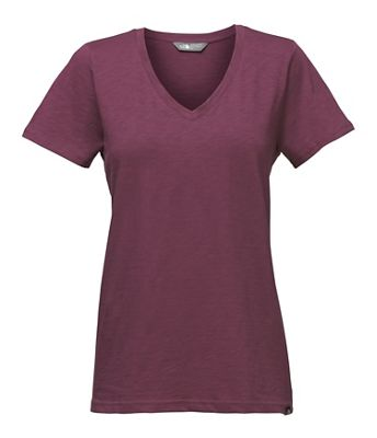 The North Face Women's Sand Scape V-Neck SS Tee