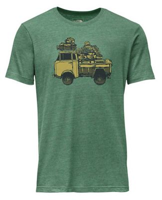 The North Face Men's Van Tri-Blend SS Tee