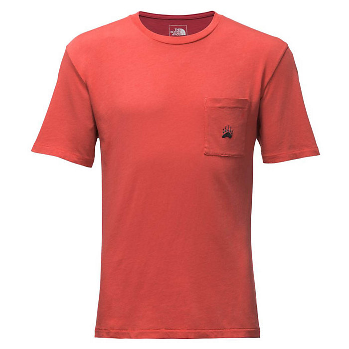 d9ac4463c The North Face Men's Well Loved Pocket Tee - Moosejaw