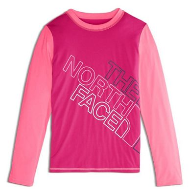The North Face Girls' Amphibious LS Tee