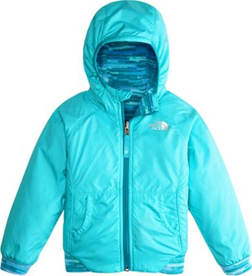 The North Face Toddler Girls' Reversible Breezeway Wind Jacket