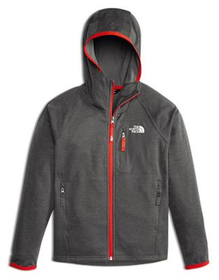 The North Face Boys' Mid Cloud Fleece Hoodie