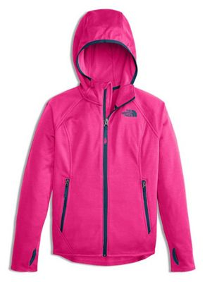 The North Face Girls' Mid Cloud Fleece Hoodie