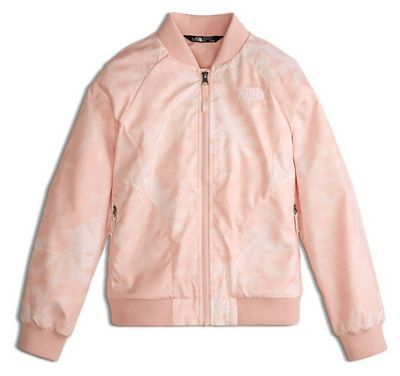 The North Face Girls' Flurry Wind Bomber Jacket
