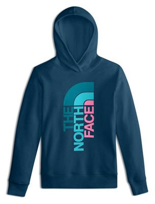 The North Face Girls' Trivert Pullover Hoodie