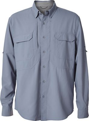 Royal Robbins Men's Bug Barrier Expedition LS Shirt