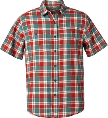 Royal Robbins Men's Point Reyes Plaid II SS Shirt