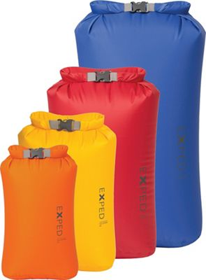 Exped Fold Drybag BS - 4 Pack