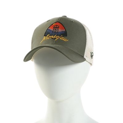 Moosejaw All Along The Watchtower Trucker Hat