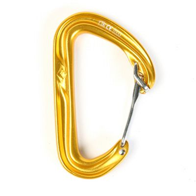 Black Diamond HoodWire Carabiner - Cosmetic Blemish