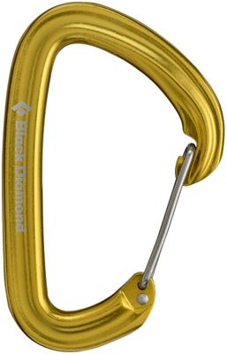 Black Diamond HotWire Carabiner - Cosmetic Blemish