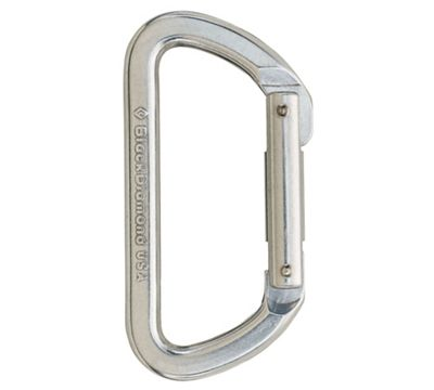 Black Diamond Light D Carabiner - Cosmetic Blemish