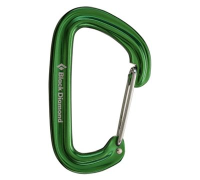 Black Diamond Neutrino Carabiner - Cosmetic Blemish