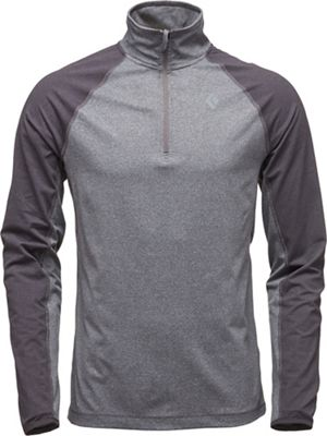 Black Diamond Men's Approach Quarter Zip Top