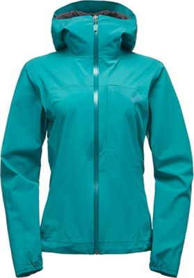 Black Diamond Women's FineLine Stretch Rain Shell