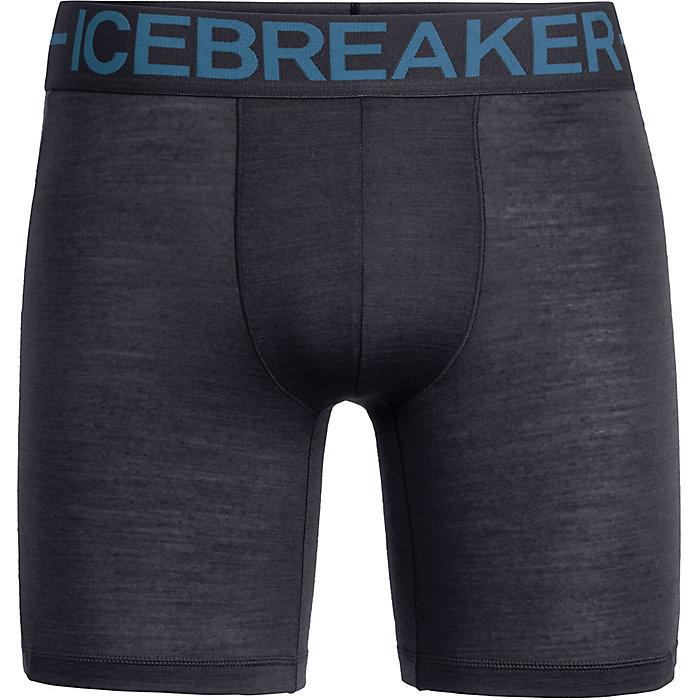 1d3fc121d8 Icebreaker Men's Anatomica Zone Long Boxer - Moosejaw