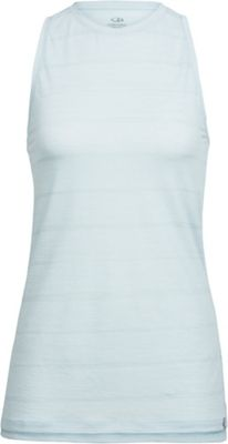 Icebreaker Women's Aria Sleeveless Combed Lines Top