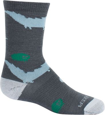 Icebreaker Kids' Lifestyle Light Crew Sock