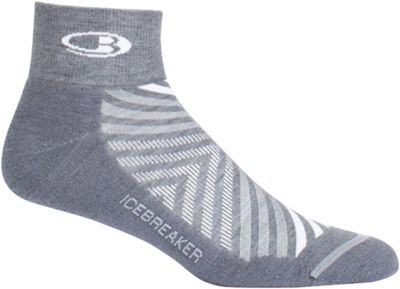 Icebreaker Men's Run+ Mini Light Sock